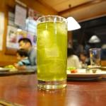 肉の田じま - 緑茶