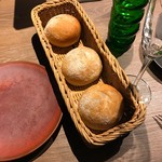 ビズ - 自家製のパン