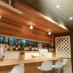 吉祥寺肉バル居酒屋 タントビーノ - カウンター