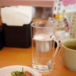 かっぱ寿司 - 一刻者お湯割り~☆