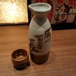 そじ坊 - 蕎麦といえば日本酒