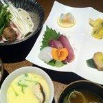 膳 - ランチ限定20食 いろどり和御膳…980円