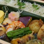 銀座 あさみ - 季節のお弁当
