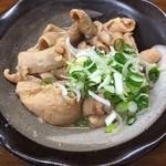 湯村食堂 - 料理写真:★201703