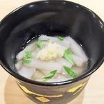 63840593 - 芽芋の吉野煮