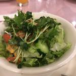 シャンゴ - 料理写真:セットのサラダ。