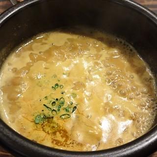 しゅういち - 料理写真:カレーつけ麺