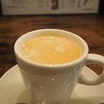 デリカフェ ウサギ - コーヒーアップ