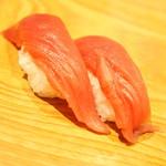 雛鮨 - 高級寿司食べ放題(3,990円+税)の『赤身』2017年3月