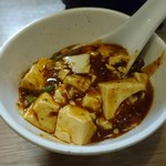 63845150 - 取り分けた麻婆豆腐