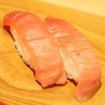 雛鮨 - 高級寿司食べ放題(3,990円+税)の『中とろ』2017年3月