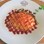 シルバニア森のキッチン - <参考>とろとろ卵のケチャップオムライス