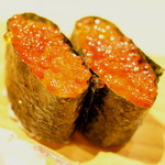 雛鮨 - 高級寿司食べ放題(3,990円+税)の『いくら』2017年3月