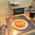 シルバニア森のキッチン - ピザコーナー