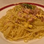 ハシヤ - 卵とベーコン