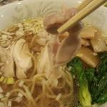 上海台所 - 蒸鶏