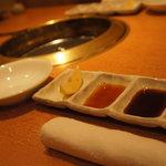 焼肉問屋 牛蔵 - タレセット