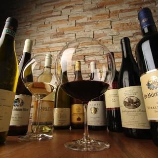 ドイツワインを堪能♪