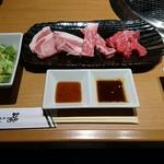 63850853 - 長崎和牛焼肉&ロースステーキランチ