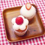 63851550 - 苺のショートケーキ&ダブルベリーチーズケーキ