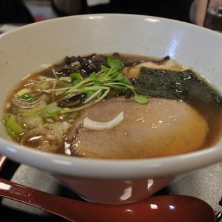 富川製麺所 - 料理写真:醤油ラーメン