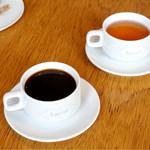 レストラン エイタブリッシュ - コーヒーと薬効茶