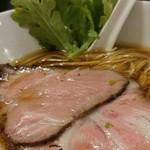 極汁美麺 umami - 醤油ら~めん[この週末は特に濃厚Ver.]
