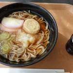 休暇村 日光湯元 レストラン - 湯波そば850円