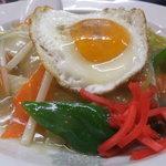 珍々亭 - 中華飯650円