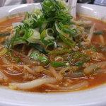 珍々亭 - 坦々麺700円