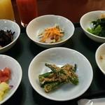 水明館 - 惣菜