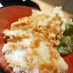 季節料理 あま乃 - 穴子