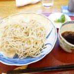 旬彩 ばん東 - 蕎麦