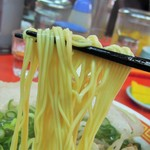 もっこす - 細麺
