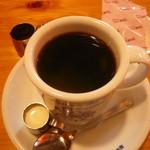 コメダ珈琲店 - ブレンドコーヒー420円