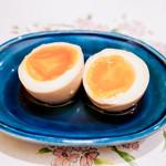神楽坂 恵さき - 半熟卵