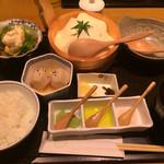 豆家genge - 日替わりランチ 880円