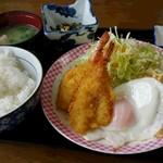 ハイジ - 料理写真:日替定食