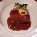 ノーマル - お肉のランチ
