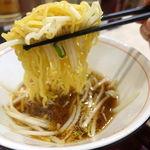 中華食堂 一番館 - 中華丼セット 550円 + 大盛 100円