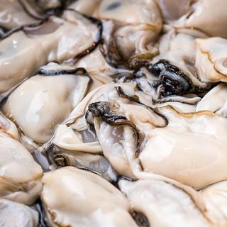 新鮮!広島産牡蠣