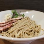 麦の道 すぐれ - 小麦の香り濃厚つけ麺 麺1.5倍☆