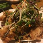 くうかい - 油淋鶏