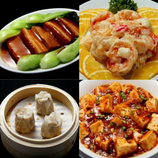 地元の方々に愛される本場の広東料理を堪能