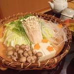 まる屋 - 鍋の具材