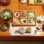 まる屋 - 朝食