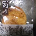 小宮せんべい本舗 - 沖の石(80円+税)