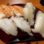 穴場 - 握り寿司