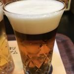 一番搾りコラボショップ ビアバル 三宮麦酒 -