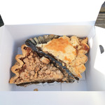 松之助 京都本店 - ビッグアップルパイ サワークリームアップルパイ